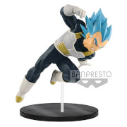 Banpresto Ultimate Soldiers Dragon Ball Super Movie Super Saiyan God Vegeta Figure 18cm