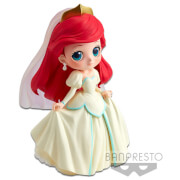 Banpresto Q Posket The Little Mermaid Ariel Dreamy Style Figure 14cm (Normal Colour Version)