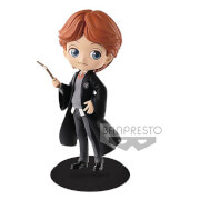 Banpresto Q Posket Harry Potter Ron Weasley Figure 14cm (Normal Colour Version)