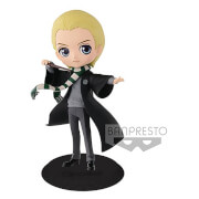 Banpresto Q Posket Harry Potter Draco Malfoy Figure 14cm (Normal Colour Version)