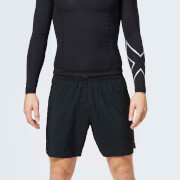2XU Men's X Vent 7 Inch Free Shorts - Black
