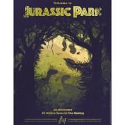 Sérigraphie Jurassic Park 25ème Anniversaire - Impression Fine Art Giclée par Ben Harman (Édition Limitée)