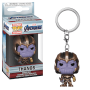 Marvel Avengers: Endgame Thanos Pop! Keychain