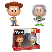 Disney Woody & Buzz Vynl.