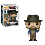Stranger Things Hopper with flashlight Pop! Vinyl Figure