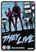 They Live – Collector's Edition (4K Ultra HD and Blu-ray)