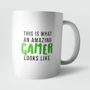 This Is What An Amazing Gamer Looks Like Mug
