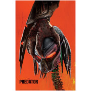 The Predator 2018 Movie Poster Art Limited Edition 13