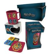 Caja regalo escudos - Harry Potter