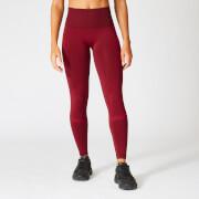 Impact Seamless leggings - Vérvörös