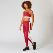 Icon Leggings - Red