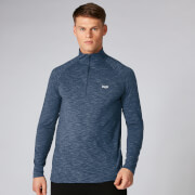 Performance ¼ Zip Top - Indigo