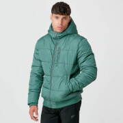 Pro-Tech Protect Puffer Jacket - Pine