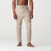 Pantaloni Joggers Luxe Leisure-Taupe