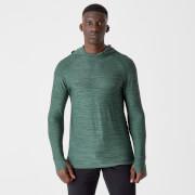 Sweat à capuche Dry-Tech Infinity – Vert - XS