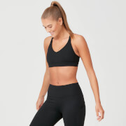 Power Mesh Sports Bra