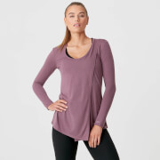 Twist Long Sleeve T-Shirt