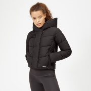 Pro Tech Protect Puffer Jacket - Black