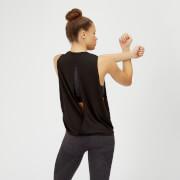 Jump Vest - Black
