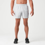 Sprint Shorts - Silver Marl