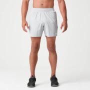 Myprotein Sprint Shorts - Silver Marl