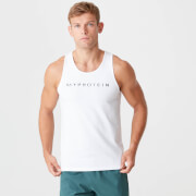 Myprotein The Original Tank Top - White