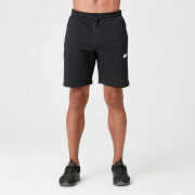 Myprotein Tru-Fit Sweat Shorts - Black