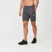 Tru-Fit Sweat Shorts - Charcoal Marl