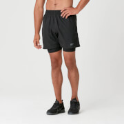 Myprotein Power Shorts - Black