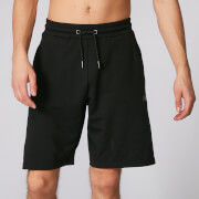 Myprotein Form Sweat Shorts - Black
