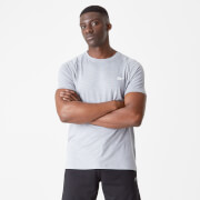 Myprotein Performance T-shirt - Grey Marl