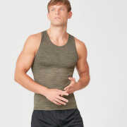 Sculpt Seamless Tank Top - Light Olive