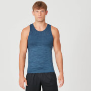 MP Sculpt Seamless Tank Top - Petrol Blue