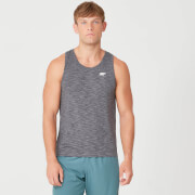 Performance Tank Top - Charcoal Marl