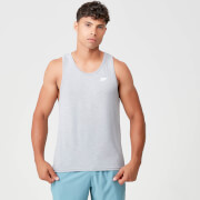 Performance Tank Top - Grey Marl