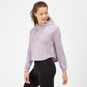 Myprotein The Original Cropped Hoodie - Soft Purple