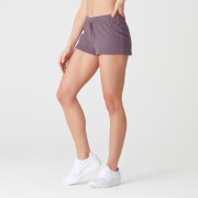 Luxe Lounge Shorts - Mauve