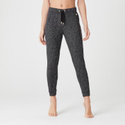 Myprotein Luxe Lounge Jogger - Black Heather