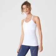 Shape Seamless Vest - White
