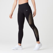 Shape Seamless Leggings - Fekete