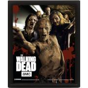 The Walking Dead (Walkers) 3D Lenticuar Poster