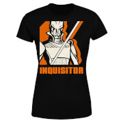 Star Wars Rebels Inquisitor Women's T-Shirt - Black