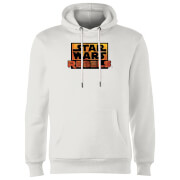Star Wars Rebels Logo Hoodie - White