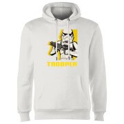 Star Wars Rebels Trooper Hoodie - White