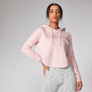 The Original Cropped Hoodie - Soft Pink