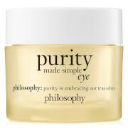 Купить Увлажняющий гель для кожи вокруг глаз philosophy Purity Eye Gel 15 мл