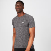 Performance T-Shirt - Black Marl