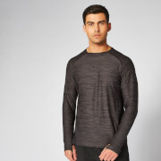 Dry-Tech Infinity Long-Sleeve T-Shirt – Schiefergrau