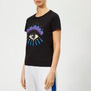 KENZO Women's Eye Classic T-Shirt - Black