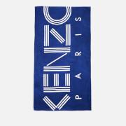 KENZO Men's K Sport Beach Towel - Perriwinkle